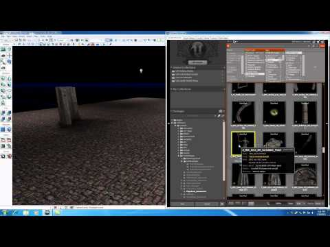 Advanced UDK Tutorial - 1 - Introduction to Physics Objects