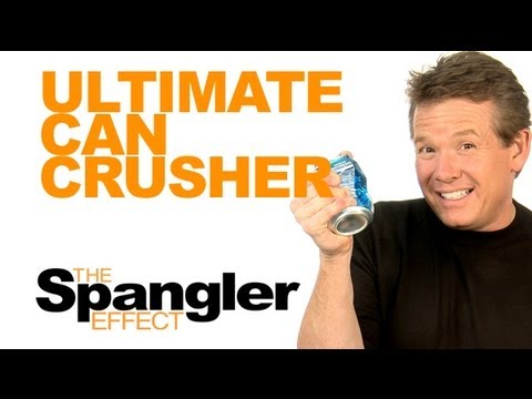 The Spangler Effect - Ultimate Can Crusher Season 01 Episode 05