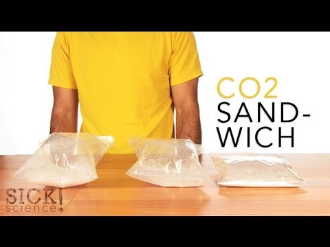 CO2 Sandwich - Sick Science! #098