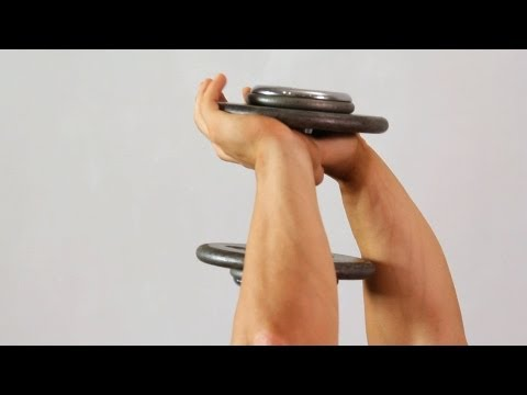 Lying Pullover | Home Arm Workout for Men