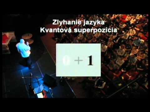 TEDxBratislava - Vladimír Bužek - Borges, Kafka, Kehlmann and a little bit of quantum theory
