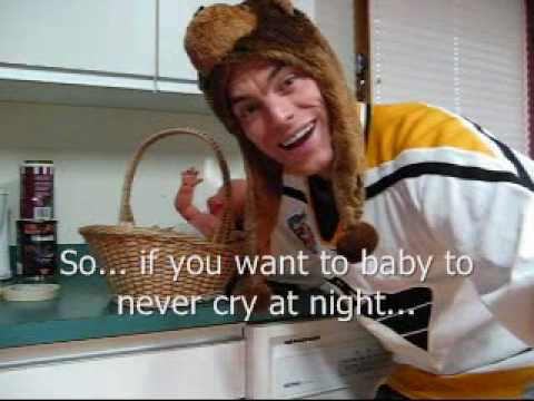 Nurturing a Baby Rusty Style - Learn English Conversation Speak Lesson #4