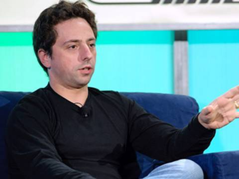The Future of Google Books - Google Co-Founder Sergey Brin