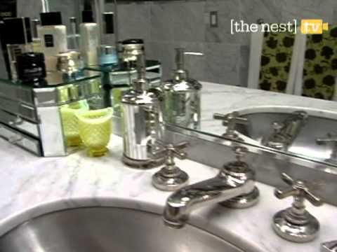 11 Easy Bathroom Style Tricks  -- The Nest