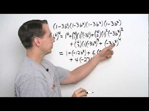Art of Problem Solving: Using the Binomial Theorem Part 2