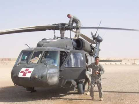 Take a ride with US medics in Afghanistan