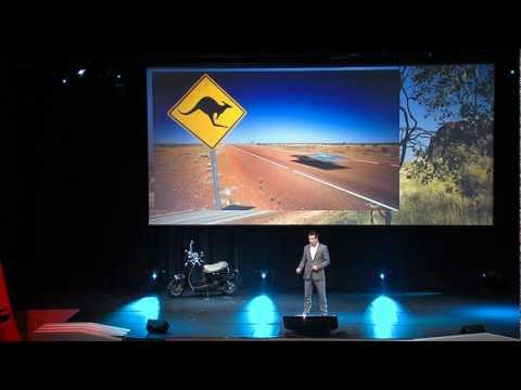 TEDxDelft - Job van de Kieft - How electric driving can set you free