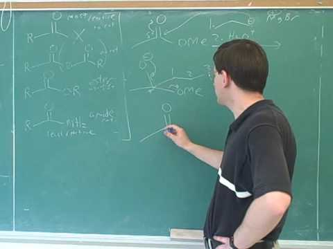 More on carboxylic acid derivatives (6)