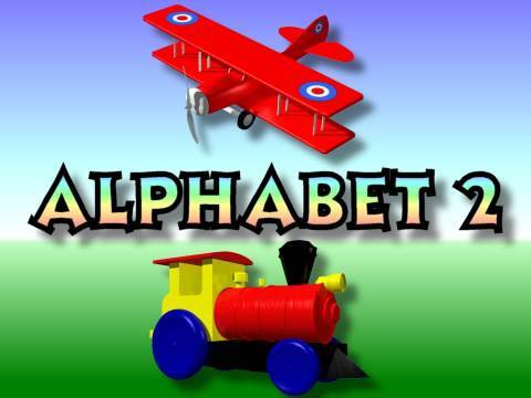 Children's: Alphabet 2