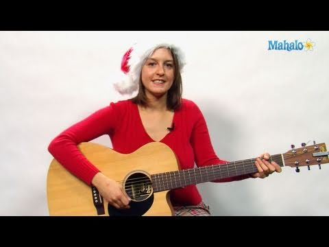How to Play The Christmas Song (Chestnuts Roasting on an Open Fire) on Guitar