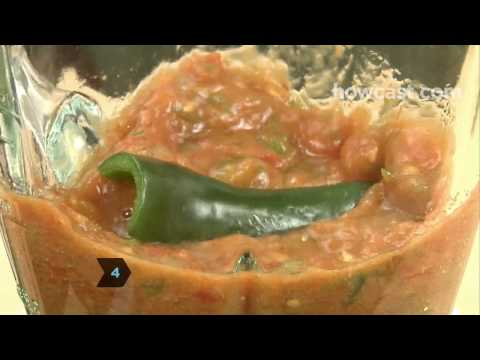 How to Make a Basic Salsa