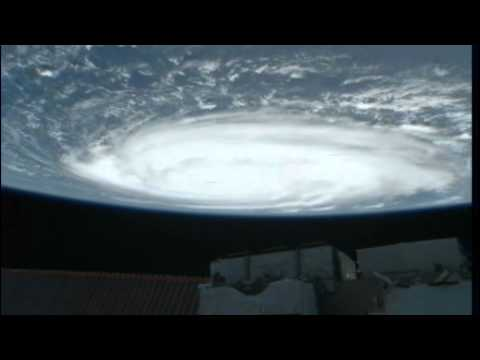 ISS Cameras Eye Hurricanes Julia and Igor