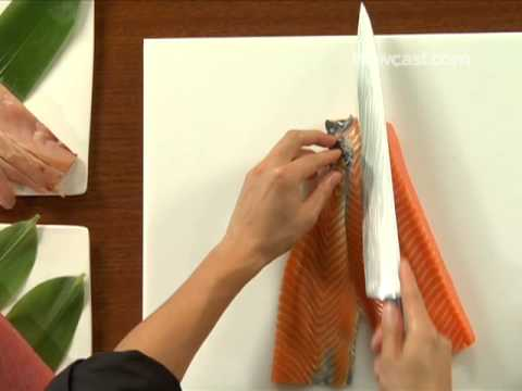 How to Prepare Fish for Sushi