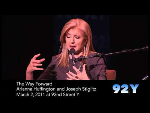 Arianna Huffington on the Upside of Downward Mobility