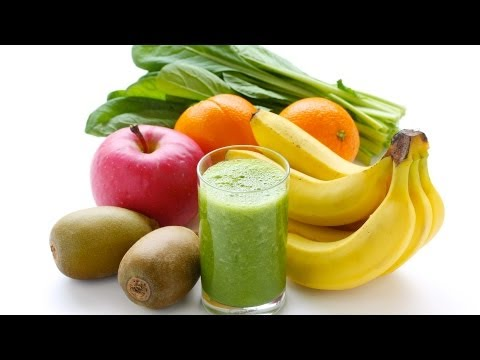 Green Smoothie Recipe | Nutrition