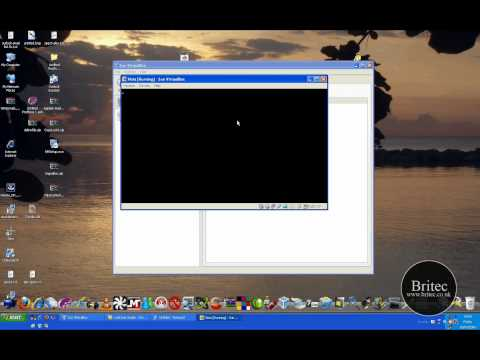 How To Share Files in VirtualBox With A Mapped Drive in Windows Vista by Britec