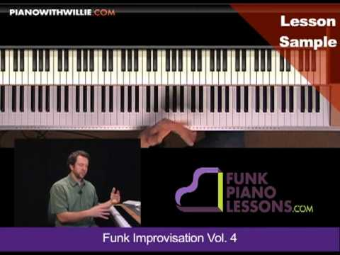 Introduction- Funk Improvisation - Part 4