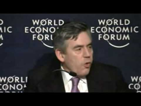 Davos Annual Meeting 2008 - Millennium Development Goals