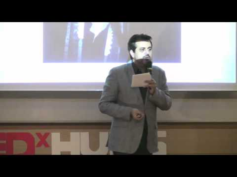 TEDxHUFS - Benjamin Joinau - For a Criticism of Communication