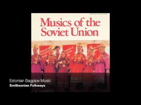 Estonian Bagpipe Music