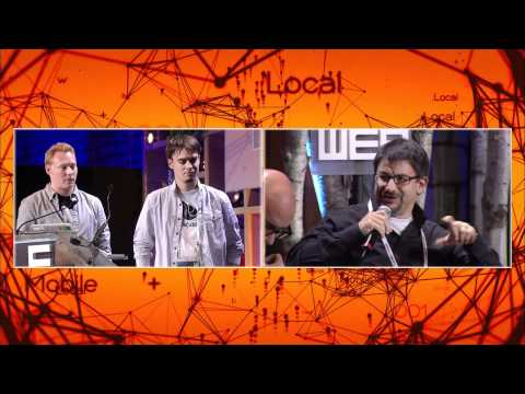 Le Web's 2011 Babelverse, Start-up Competition 3rd Place Winner