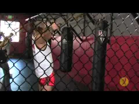 Brandon Vera Trains On The TRX Suspension Trainer®