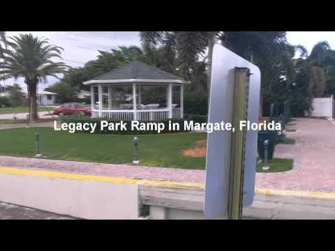 Robb's Broward county Florida boat ramp map