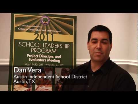 Dan Vera (Austin ISD) talks about School Leadership