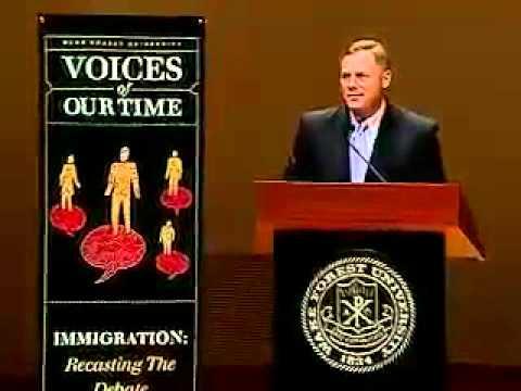 Immigration: Recasting the Debate - Pt 8