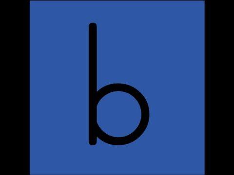 Letter B Song
