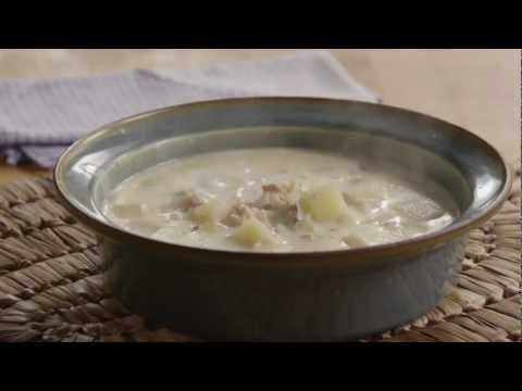 How to Make New England Clam Chowder