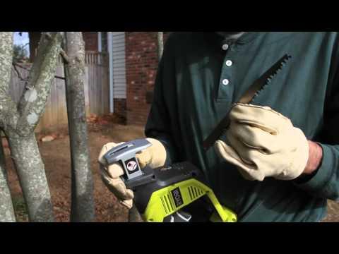 Ryobi Cordless Hand Held Pruner