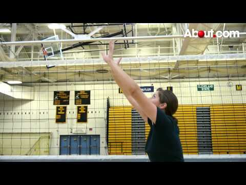 How to Set in Volleyball