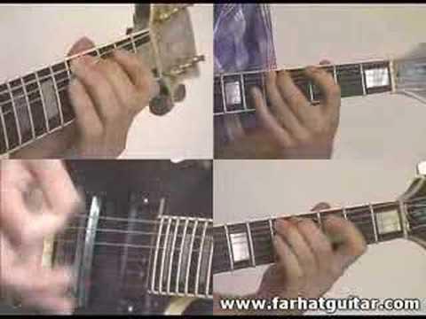 Welcome to the Jungle  part 3  farhatguitar.com