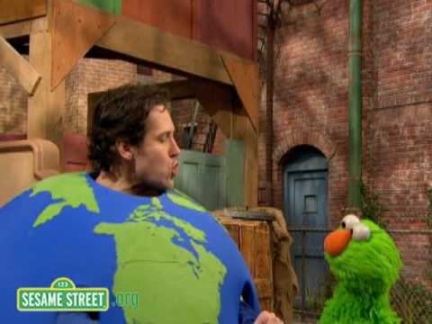 Sesame Street: It's Easy Being Green