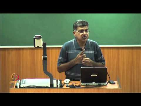 Mod-01 Lec-21 Structures and Substructures