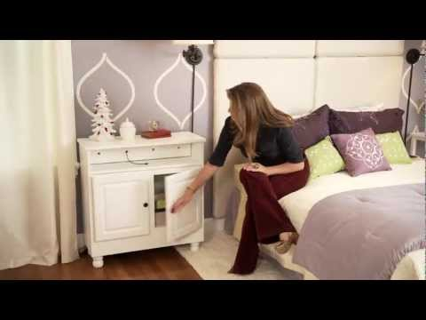 Guest Room Design Ideas from HGTV's Genevieve Gorder