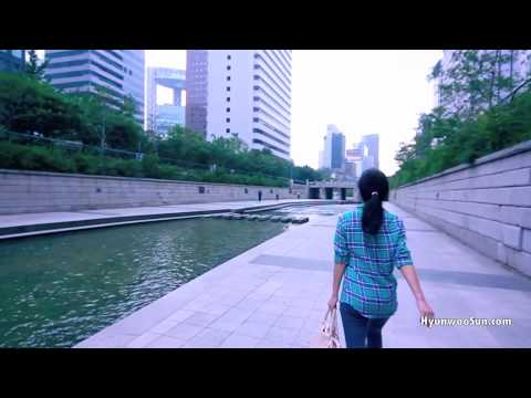 Walk With Me - Cheonggyecheon Stream (청계천) / Early Morning