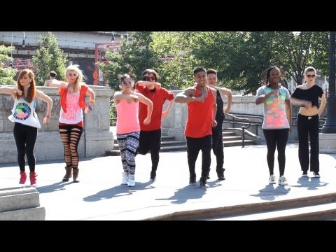How to Dance Like Quest Crew: Party Rock, Part 1 | Hip Hop Dance Crew