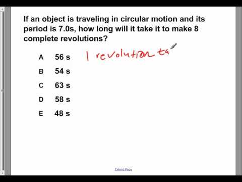 AP Physics B Uniform Circular Motion Presentation #9