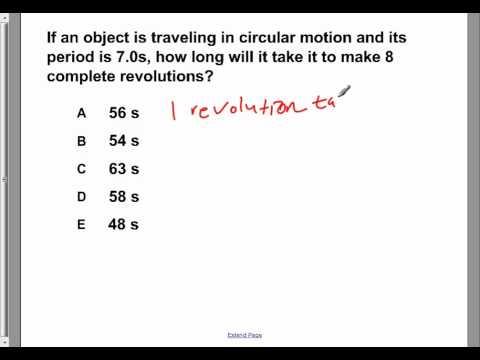 AP Physics B Uniform Circular Motion Presentation #9