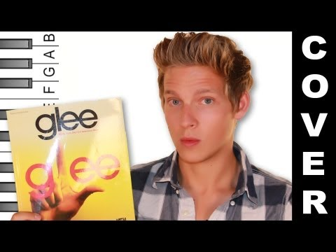 """How to Play """"Teenage Dream"""" (Glee Version) on Piano (Practice Cover)"""
