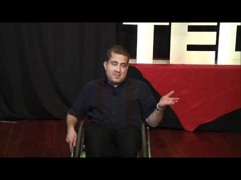 TEDxBountiful - Nathan Gutierrez- Change of Pace, Change of Direction