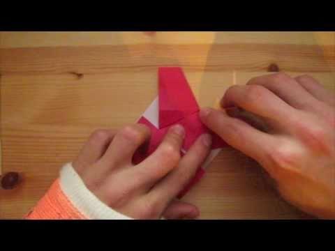 Origami Australian Butterfly