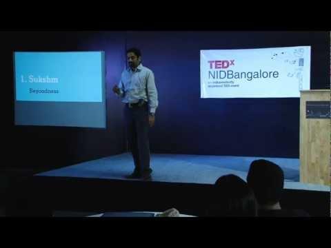 TEDxNIDBangalore - Manoj Kothari - Design for India: 3 Dimensions