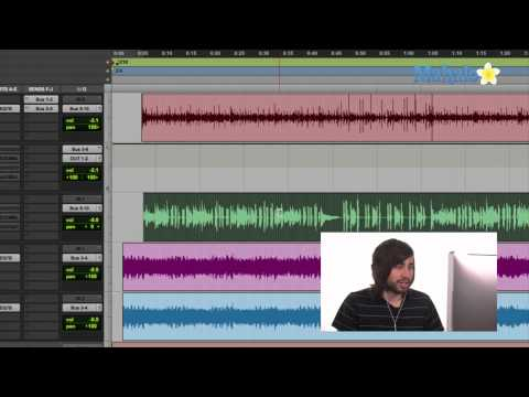 Shuffle Mode - Pro Tools 9