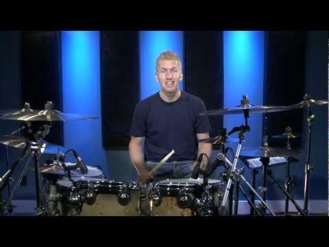 Beginner 7/8 Drum Fills