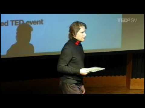 TEDxSiliconValley - Victor Tsaran - 12/12/09
