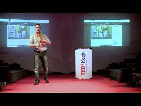 TEDxKoeln - Torsten Hardiess: Lernen morgen- Video-Tutorials will rock the world