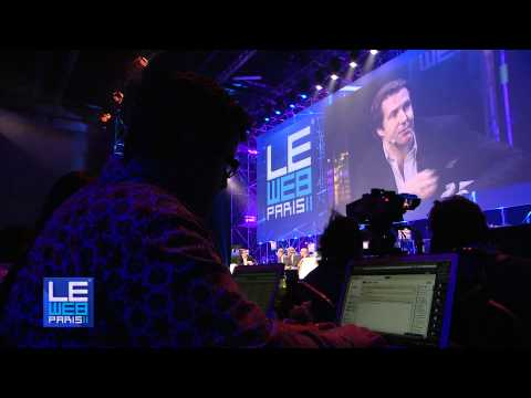 LeWeb 2011 Money Panel